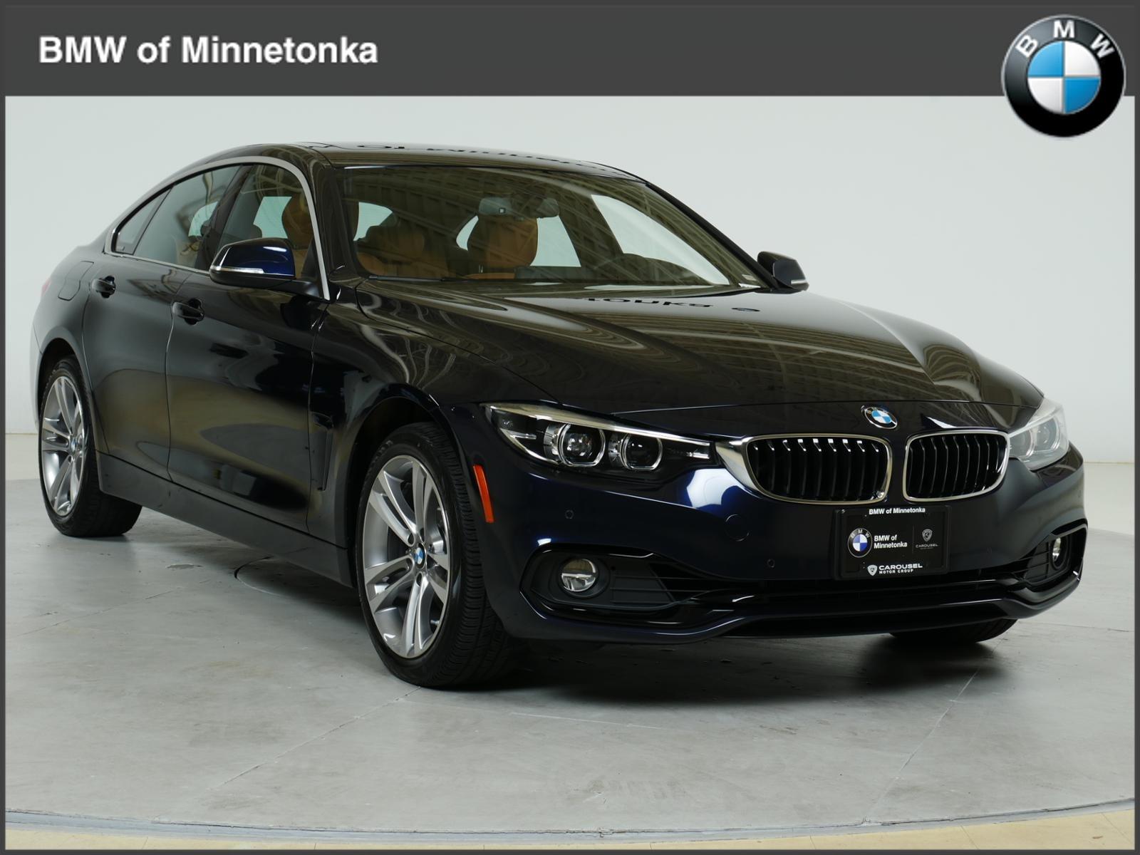2019 BMW 4 Series 430i xDrive Gran Coupe Minnetonka