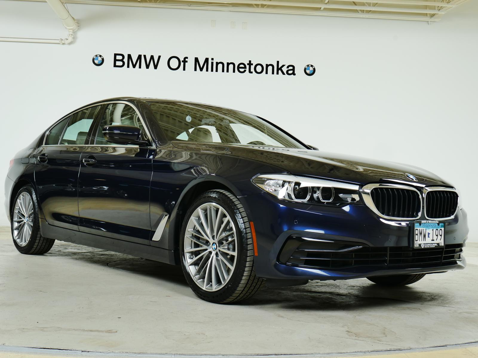 2019 BMW 5 Series 540i Xdrive   3.0L I6 Sedan in Minnetonka, MN