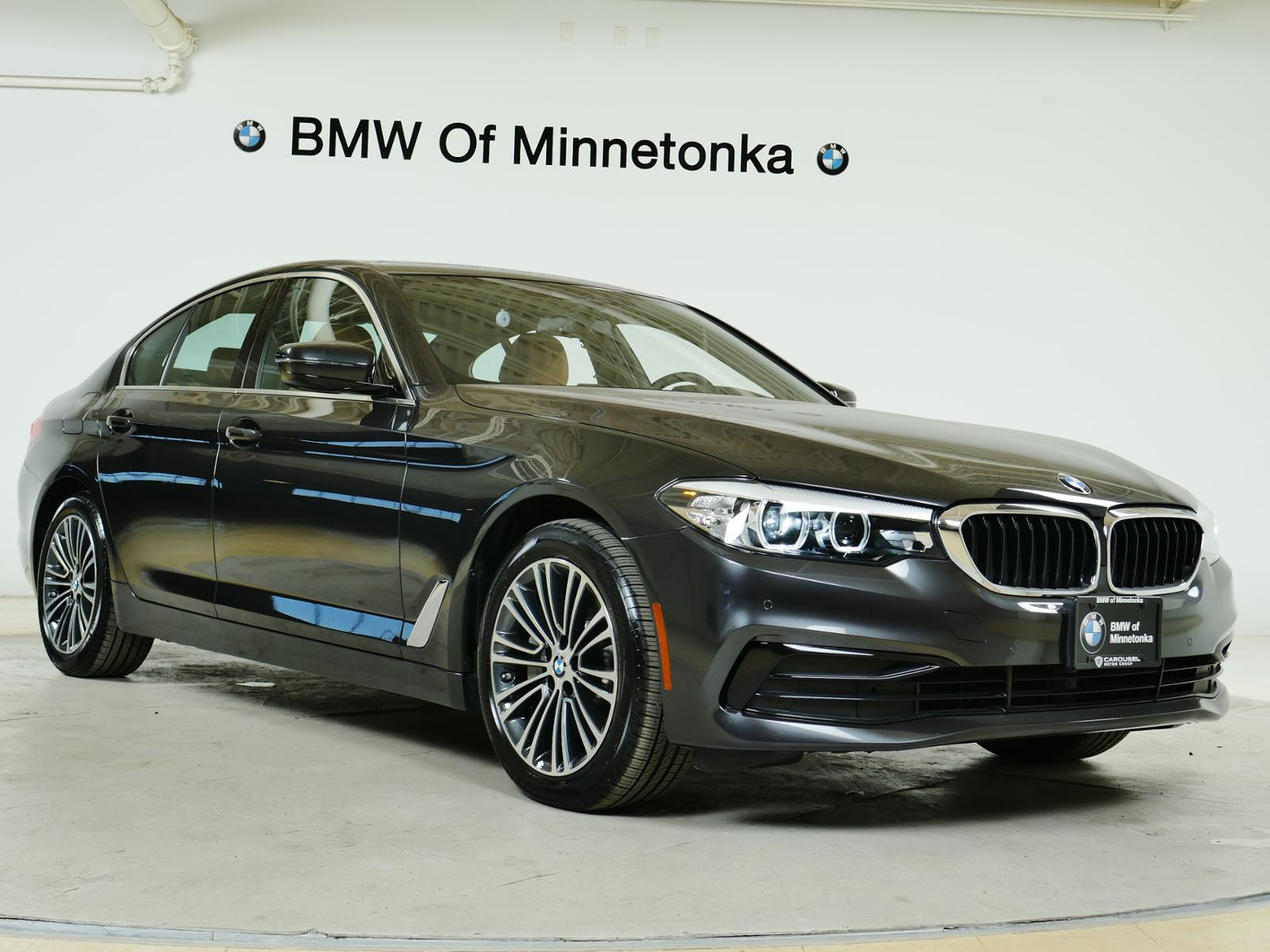 2019 BMW 5 Series 530i Xdrive   4cyl Sedan in Minnetonka, MN