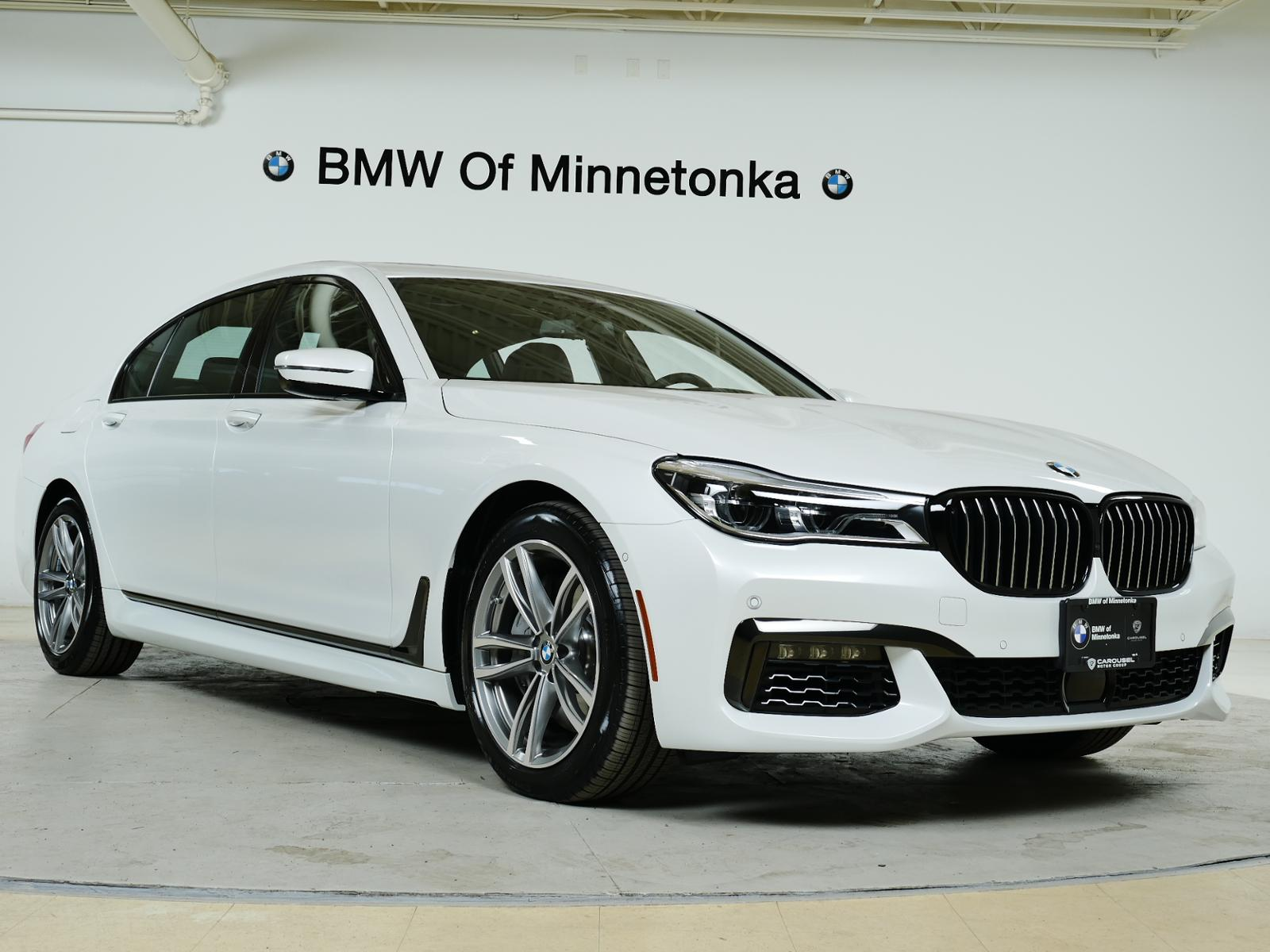 2019 BMW 7 Series 750i Xdrive   8cyl Sedan in Minnetonka, MN