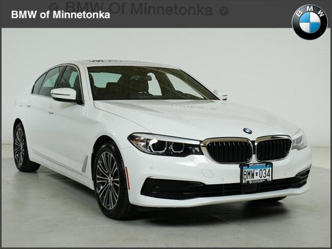 2019 BMW 5 Series 530i Xdrive   4cyl Sedan