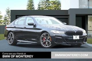New 2021 BMW M550i xDrive Sedan Seaside, CA