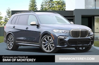 New 2021 BMW X7 M50i SAV Seaside, CA
