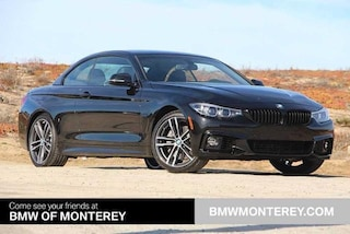 New 2019 BMW 440i Convertible Seaside, CA