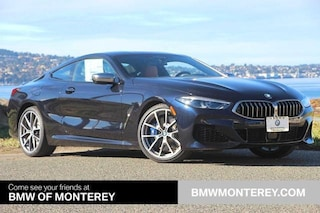 New 2019 BMW M850i xDrive Coupe Seaside, CA