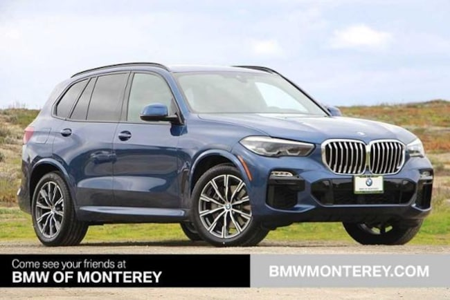 New 2019 BMW X5 xDrive50i SAV Seaside, CA