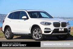 New BMW X3 2020 BMW X3 sDrive30i SAV for Sale in Seaside, CA