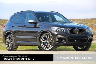 New 2019 BMW X3 M40i SAV Seaside, CA