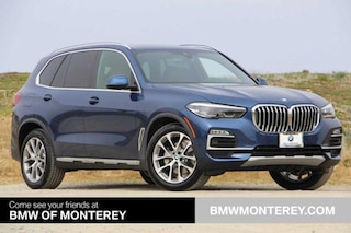 New 2019 BMW X5 xDrive40i SAV Seaside, CA