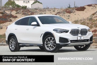 New 2020 BMW X6 xDrive40i Sports Activity Coupe Seaside, CA