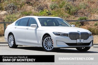 New 2020 BMW 7 Series 745e Xdrive Iperformance Plug-In Hy Car Seaside, CA
