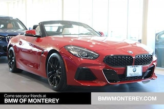 New 2019 BMW Z4 sDrive30i Convertible Seaside, CA