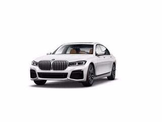 New 2022 BMW 740i Sedan Seaside, CA