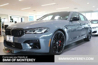 New 2021 BMW M5 Sedan Seaside, CA
