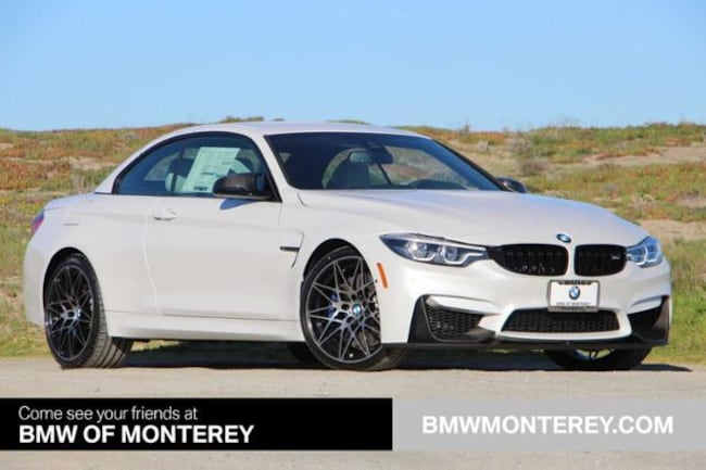 New 2019 BMW M4 Convertible Seaside, CA