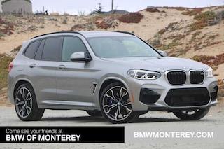 New 2020 BMW X3 M SAV Seaside, CA
