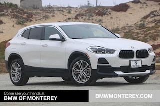 New 2021 BMW X2 xDrive28i Sports Activity Coupe Seaside, CA
