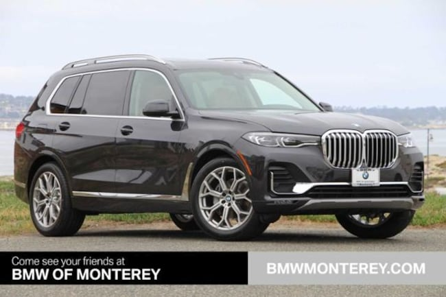 New 2019 BMW X7 xDrive40i SUV Seaside, CA