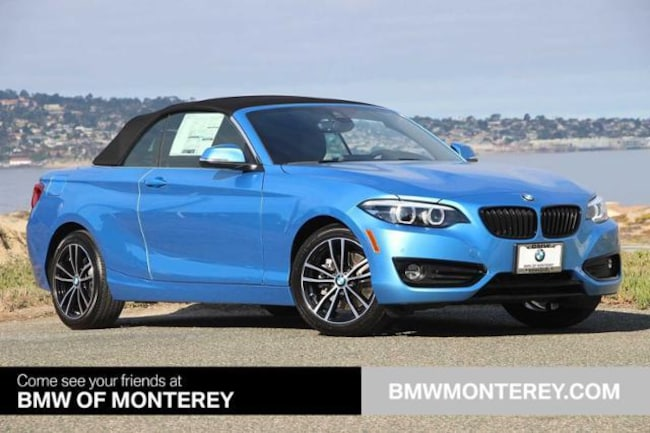 New 2020 BMW 230i Convertible Seaside, CA