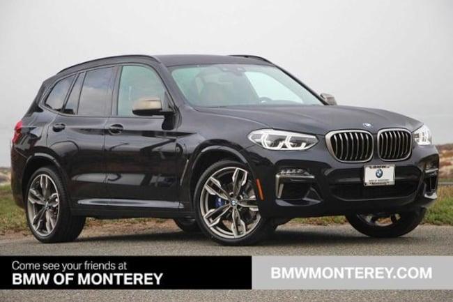 New 2020 BMW X3 M40i SAV Seaside, CA