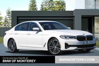 New 2021 BMW 530e Sedan Seaside, CA