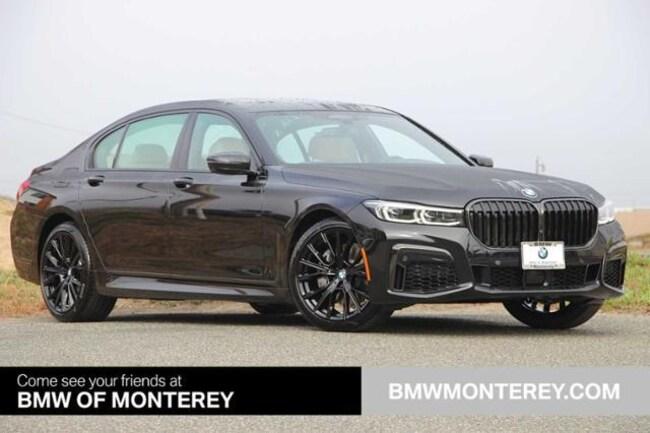 New 2020 BMW 740i Sedan Seaside, CA