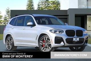 New BMW X3 2021 BMW X3 M40i SAV for sale in Monterey, CA