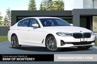 New 2021 BMW 530i Sedan Seaside, CA