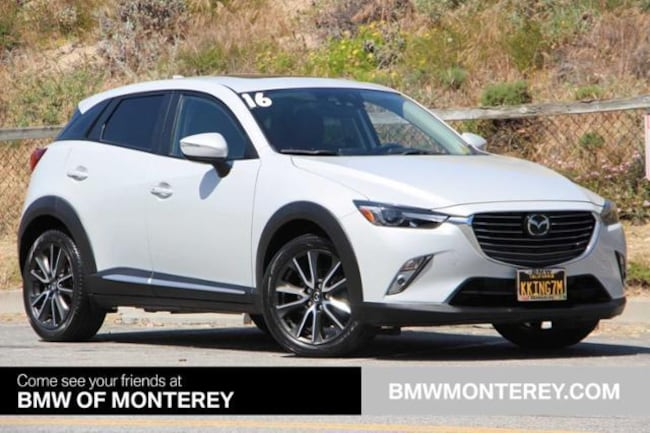 Pre Owned 2016 Mazda Mazda Cx 3 Awd 4dr Grand Touring Suv