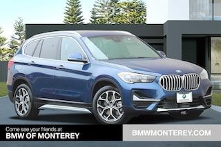 New 2021 BMW X1 sDrive28i SAV Seaside, CA