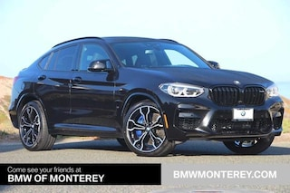 New 2020 BMW X4 M Competition Sports Activity Coupe Seaside, CA