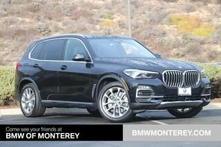 New 2021 BMW X5 PHEV xDrive45e SAV Seaside, CA