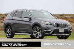 Used SAV    2018 BMW X1 For Sale in Monterey