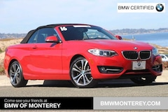 New BMW Dealer 2016 BMW 228i serving Santa Cruz, CA