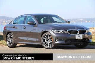 New 2019 BMW 330i Sedan Seaside, CA