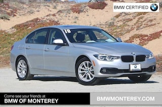Certified Pre-Owned 2018 BMW 320i Seaside, CA