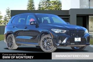 New 2021 BMW X5 M SAV Seaside, CA