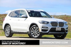 Used SAV    2019 BMW X3 For Sale in Monterey