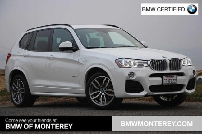Used 2016 BMW X3 Seaside, CA