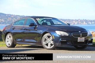 2013 BMW 640i Seaside, CA