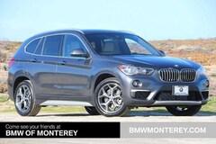 New 2019 BMW X1 xDrive28i SUV Seaside, CA