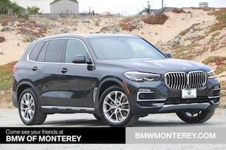 New 2020 BMW X5 sDrive40i SAV Seaside, CA