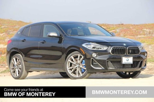 New 2019 BMW X2 M35i Sports Activity Coupe Seaside, CA