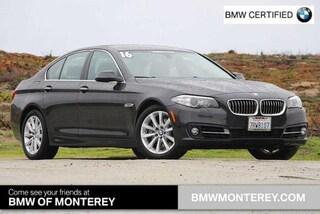 Certified Pre-Owned 2016 BMW 535i Seaside, CA
