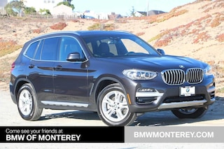 New 2021 BMW X3 sDrive30i SAV Seaside, CA