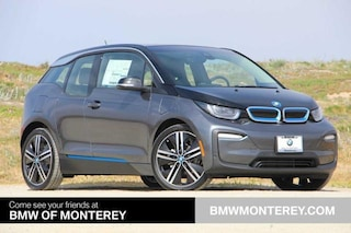 New 2019 BMW i3 120Ah w/Range Extender Sedan Seaside, CA