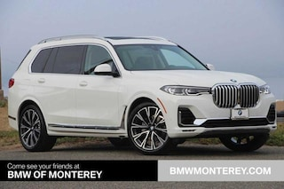 New 2020 BMW X7 xDrive40i SAV Seaside, CA