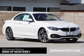 New 2020 BMW 430i Convertible Seaside, CA