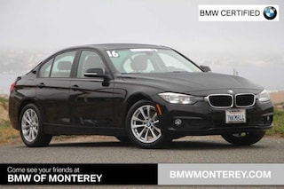 Certified Pre-Owned 2016 BMW 320i Seaside, CA