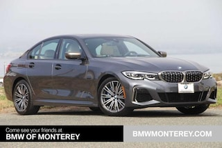 New 2020 BMW M340i Sedan Seaside, CA